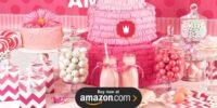 Pink 1st Birthday Supplies