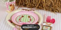 Pink Cowgirl Birthday Supplies
