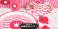 Pink Birthday Supplies