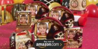 Pirates Personalized Birthday Supplies