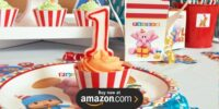Pocoyo 1st Birthday Supplies