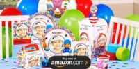 Pocoyo Personalized Birthday Supplies