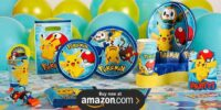 Pokemon Core Birthday Supplies