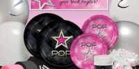 Pop Star Princess Birthday Supplies