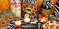 Safari Animal Adventure Birthday Supplies
