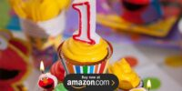 Sesame Street 1st Birthday Supplies