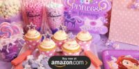 Sofia the First 1st Birthday Supplies