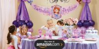 Sofia the First Birthday Supplies