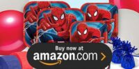 Spider-Man Birthday Supplies