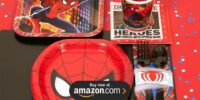 Spiderman Birthday Supplies