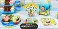 SpongeBob Personalized Birthday Supplies