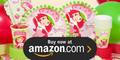strawberry birthday supplies - 500×250