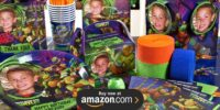 Teenage Mutant Ninja Turtles Personalized Birthday Supplies