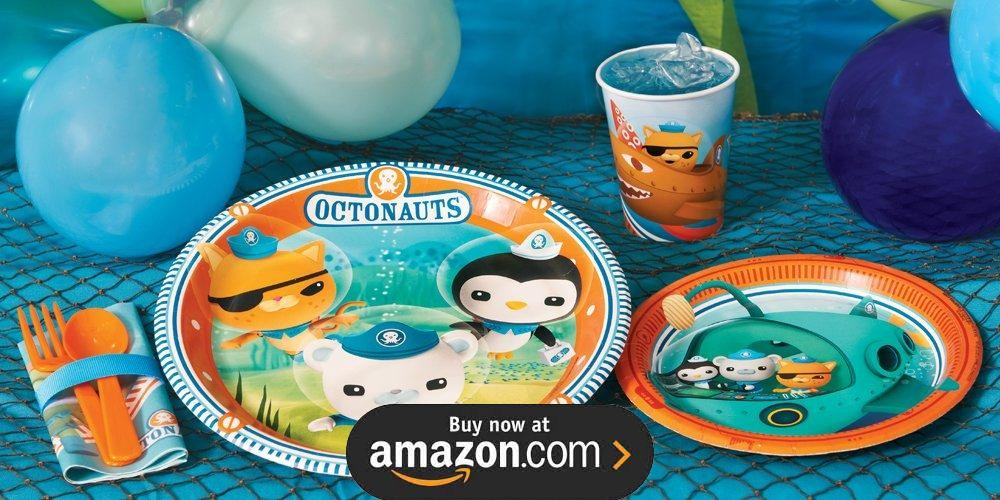 The Octonauts Birthday Supplies · View Party Supplies & The Octonauts Birthday Supplies - THE Birthday Depot