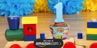 Tickety Toc 1st Birthday Supplies