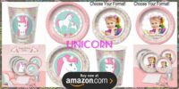 Unicorn Birthday Supplies