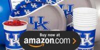 University of Kentucky Birthday Supplies