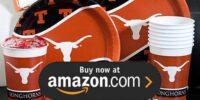 University of Texas Birthday Supplies