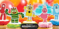 Yo Gabba Gabba 1st Birthday Supplies