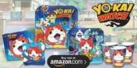 Yo-Kai Watch Birthday Supplies