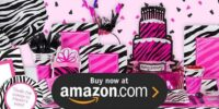 Zebra Birthday Supplies