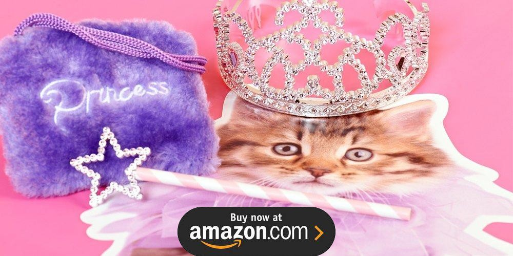 rachaelhale Glamour Cats Birthday Supplies
